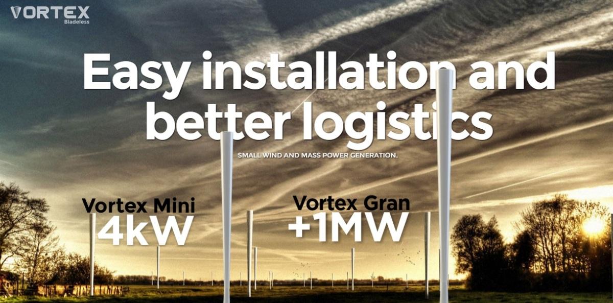 Turbinas #eólicas sin #aspas   Innovación Libre